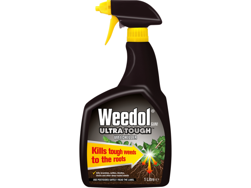 Weedol Ultra Tough Weedkiller Ready To Use