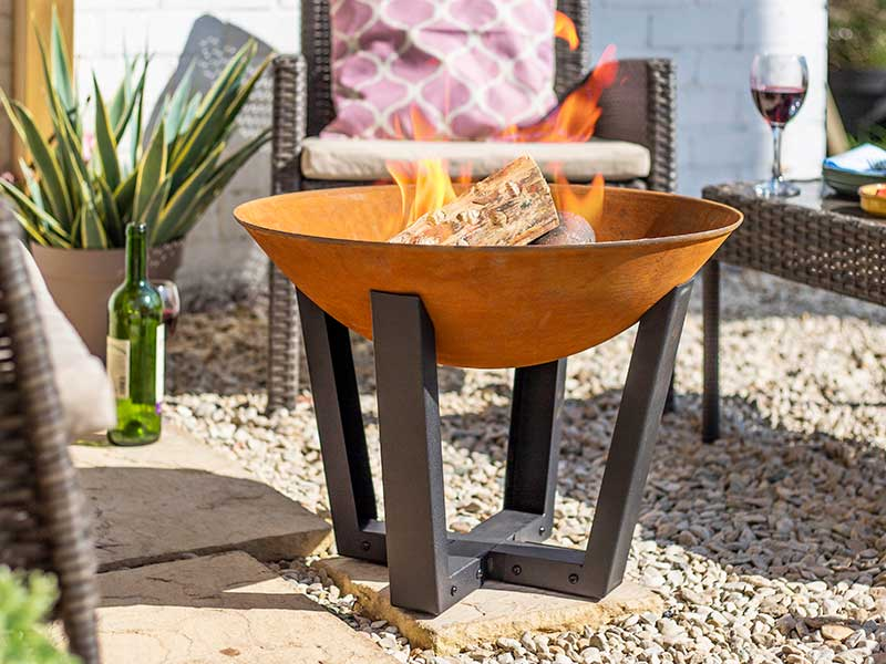 La Hacienda Icarus Medium Fire Pit (Pre-Order 2021)