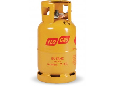 Flogas Butane Gas Cylinder
