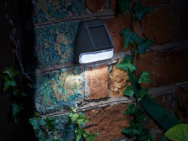 Smart Garden Fence, Wall and Post Lights