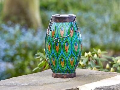 Smart Garden Peacock Lantern