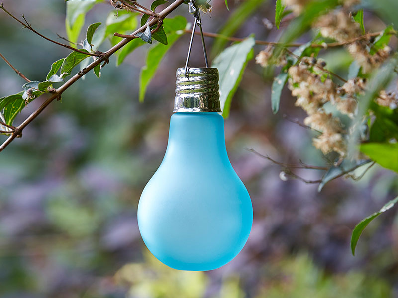 Smart Garden Eureka Neo Coloured Solar Light Bulb