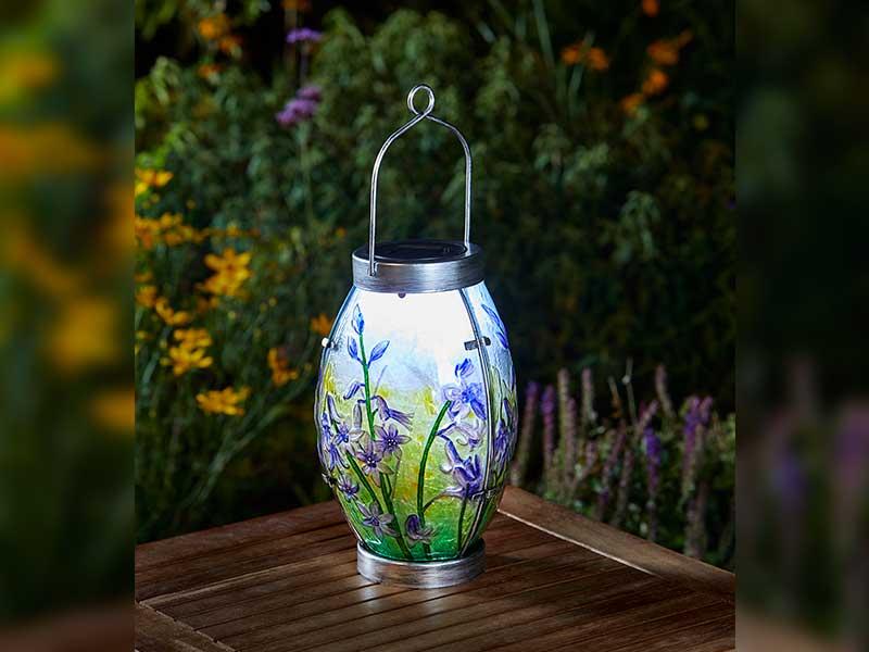 Smart Garden Solar Bluebell Lantern