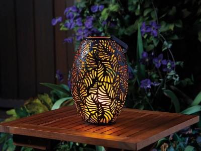 Smart Garden Cool Flame Rustic Lantern