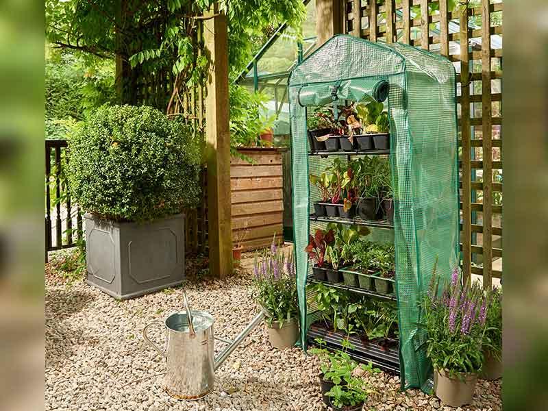 Gardman Premium 4 Tier Compact Growhouse