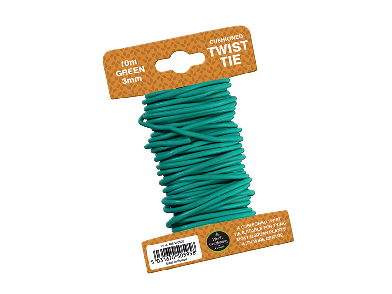 Garland Cushioned Twist Tie