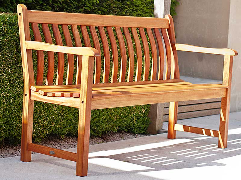 Alexander Rose Cornis Broadfield Bench