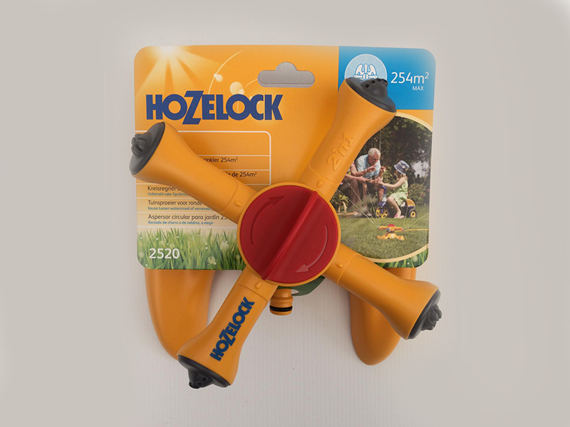 Hozelock Round Sprinkler Plus