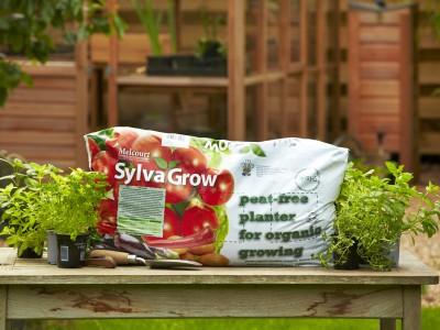Melcourt SylvaGrow Peat-Free Large Planter