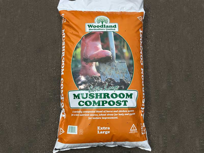 Woodland Mushroom Compost