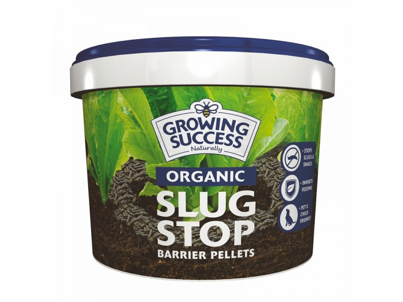Growing Success Organic Slug Stop Barrier Pellets
