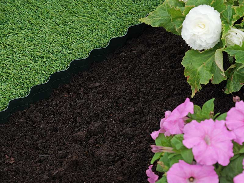 Smart Garden Plastic Lawn Edging