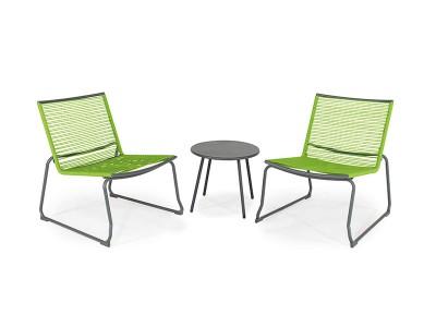 Kettler Menos Metro Lounge Duo Set Green