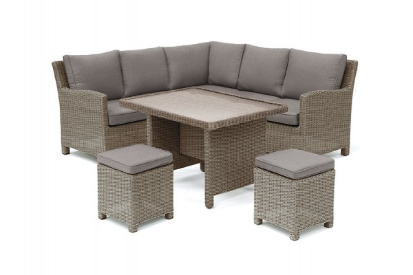 Kettler Palma Mini Set with Table in Rattan