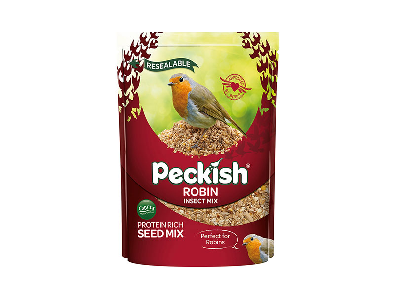 Peckish Robin Insect Mix