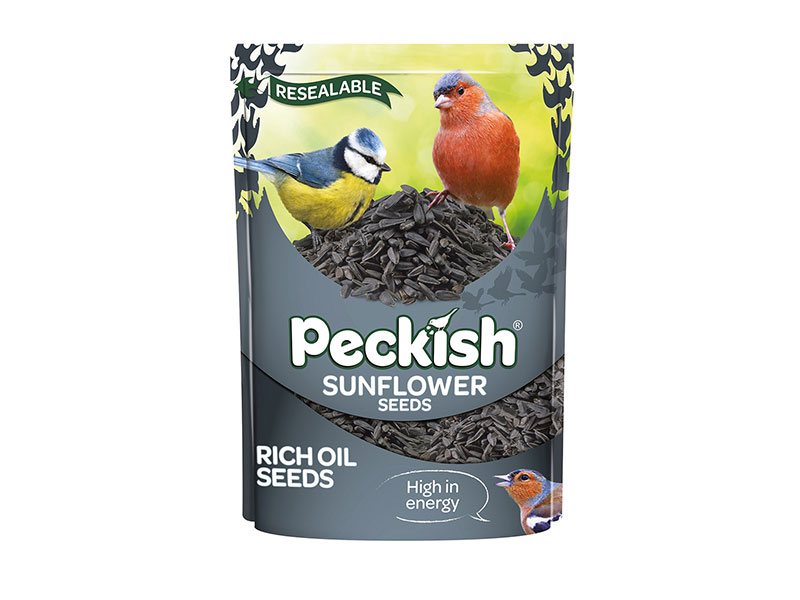 Peckish Sunflower Seeds