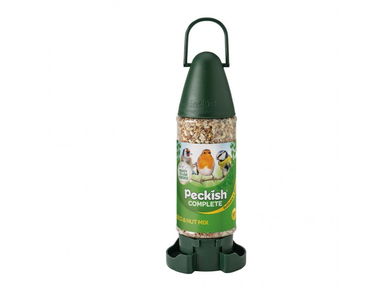 Peckish Complete Ready to Use Feeder - 400g