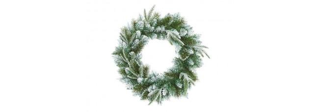 Premier 50cm Fairmont Fir Artificial Wreath