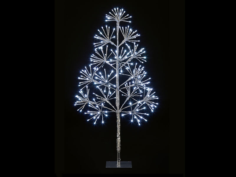 Premier 90cm White LED Tree