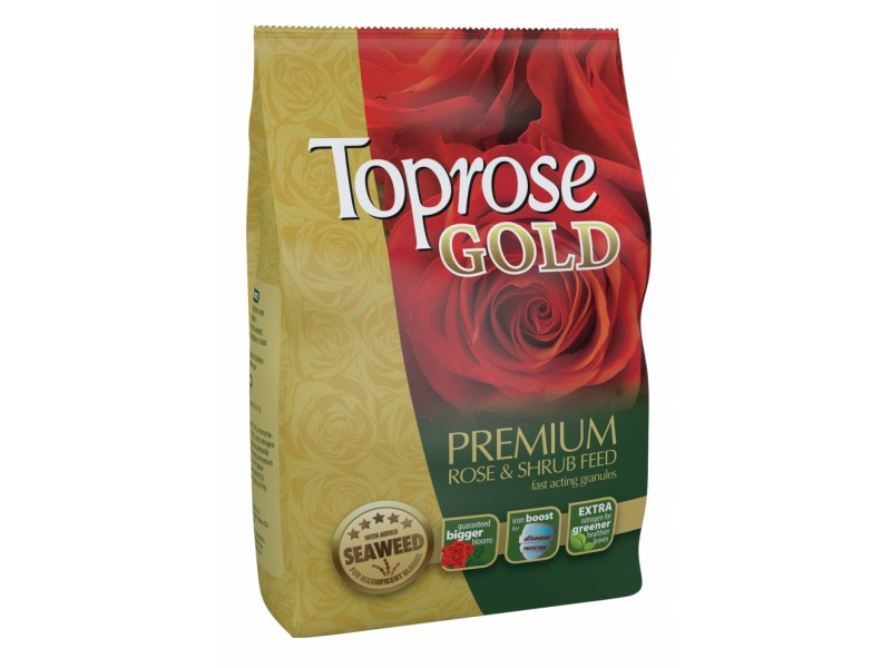 Toprose Gold Premium Rose & Shrub Feed