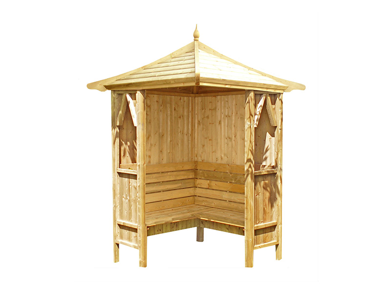 Shire 4x4 Honeysuckle Corner Arbour