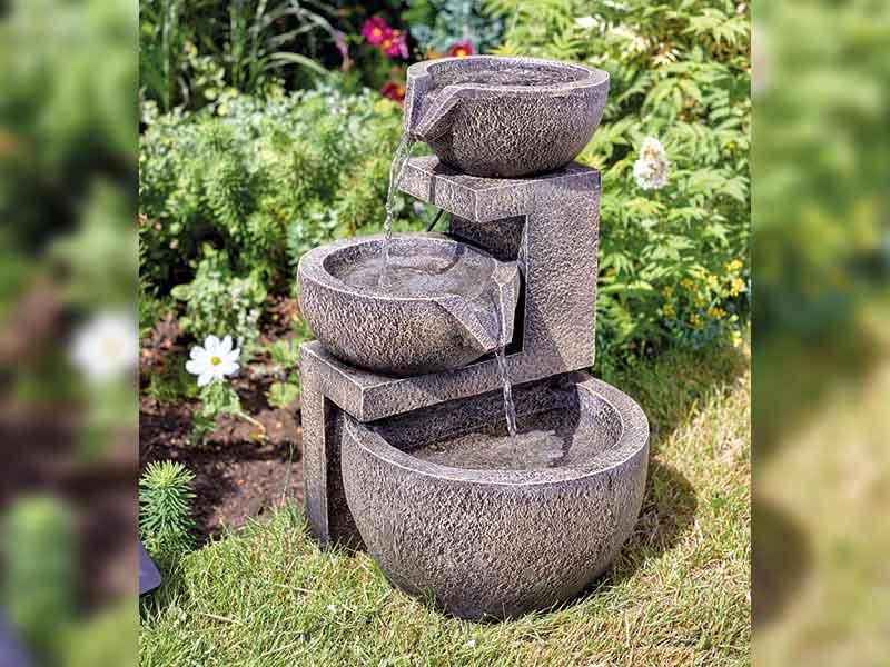 Smart Garden Genoa Cascade Water Feature