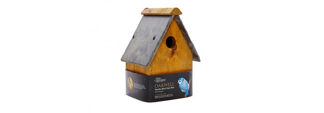 Tom Chambers Oakwell Handcrafted Nest Box