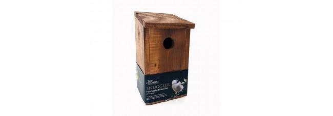 Tom Chambers Snuggler Handcrafted Nest Box