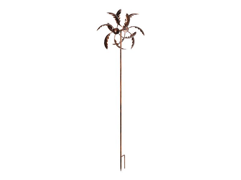 Smart Garden Oak Leaf Wind Spinner