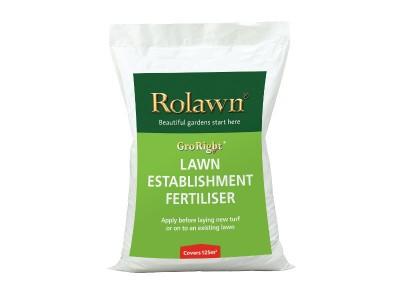 Rolawn GroRight Lawn Establishment Fertiliser