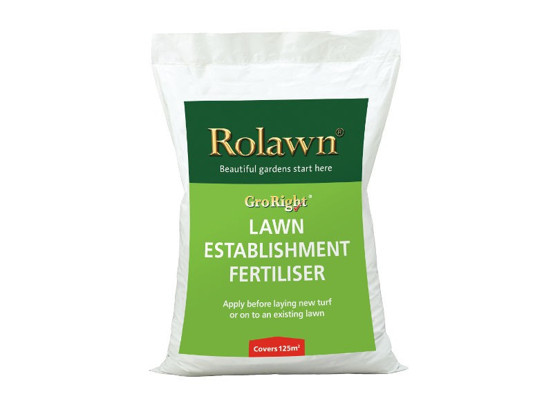 Rolawn GroRight Lawn Establishment Fertiliser