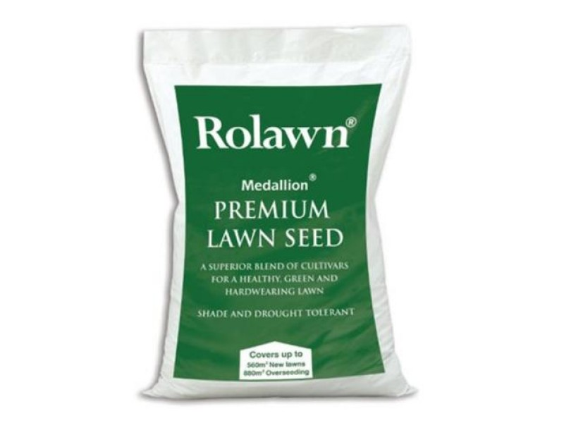 Rolawn Medallion Premium Lawn Seed Bag