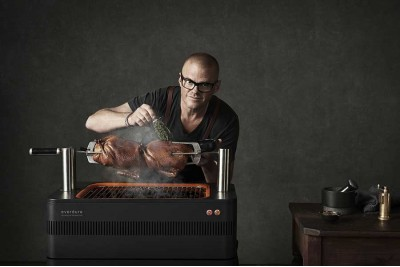 Upgrade Your Outdoor Dining with Heston Blumenthal BBQs