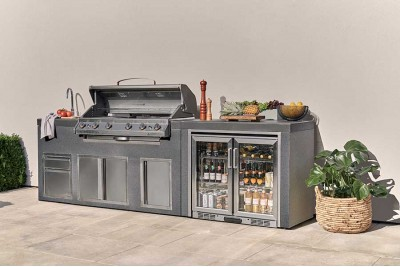 Kettler Neo: The Ultimate In Outdoor Kitchens