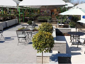 Have You Seen Our New Cafe Patio?