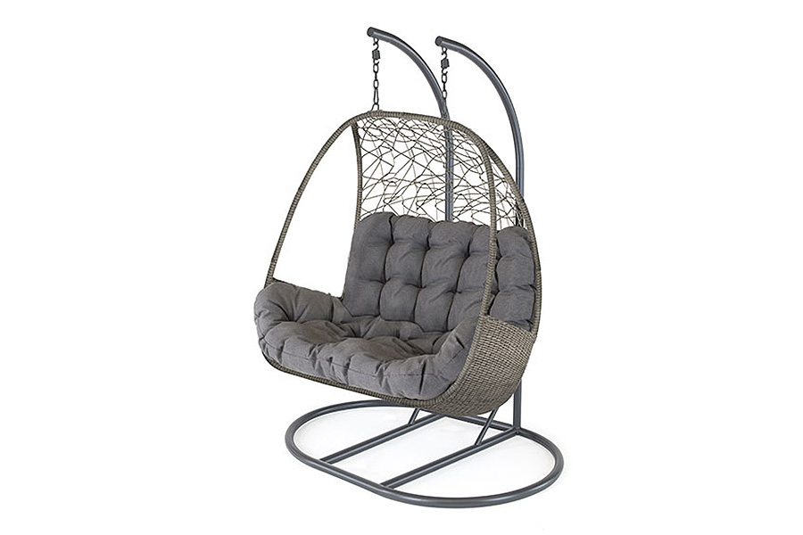 Kettler Palma double cocoon hanging chair